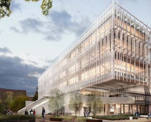 University of Melbourne - Green Star Project