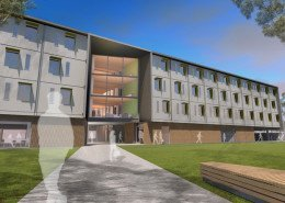 Inveresk Apartments - eTool life cycle assessment