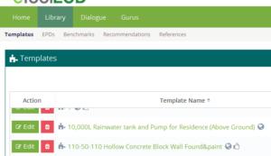 Screenshot of eToolLCD Template
